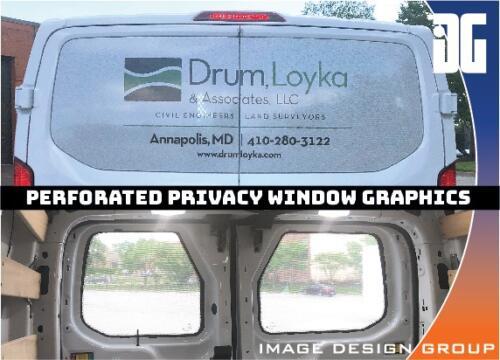 Vehicl window graphics